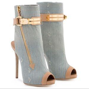 giuseppe zanotti • NEW • booties